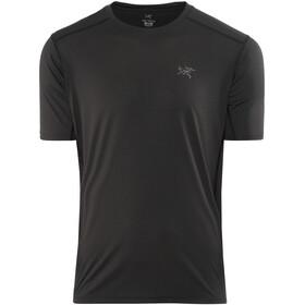 Arc'teryx Ether - T-shirt manches courtes Homme - noir